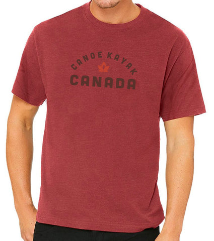 Men's Steadfast Tee - Heritage - Heather Red / T-shirt Inébranlable pour Homme - Héritage - Rouge