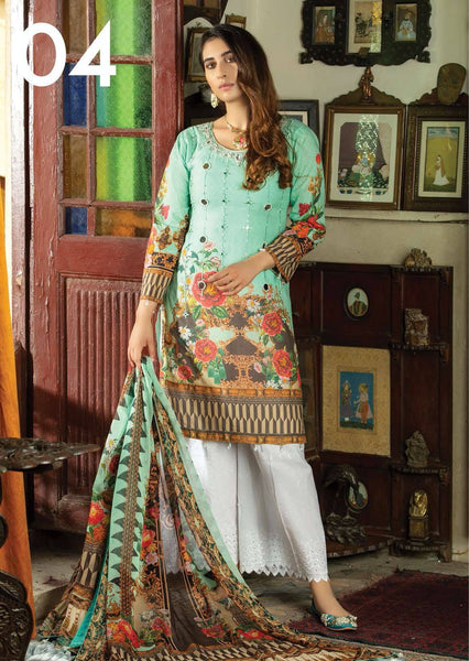 Digital Print EID Design RDP904