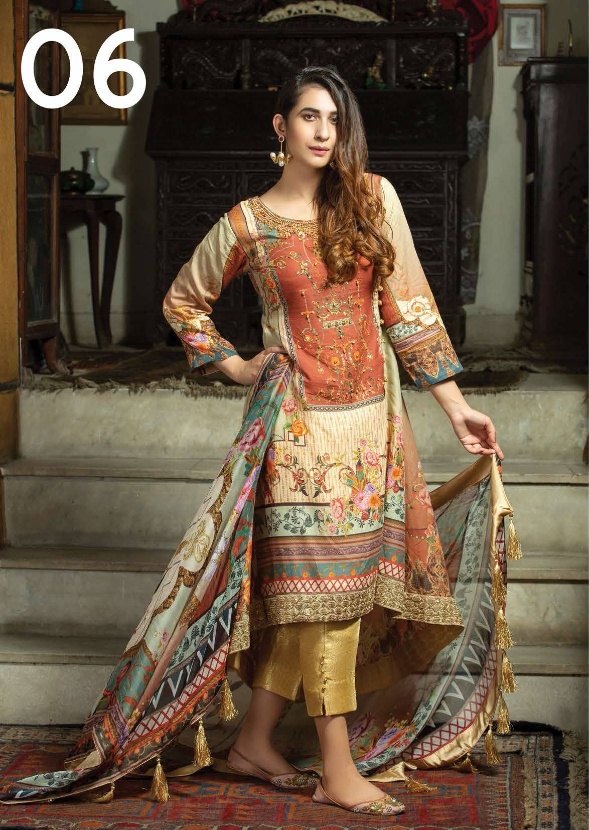 Digital Print EID Design RDP906
