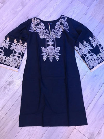 Ready Made Lawn Kurta Design KL103