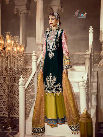 Anaya Shree Design C1922 - Asian Suits Online