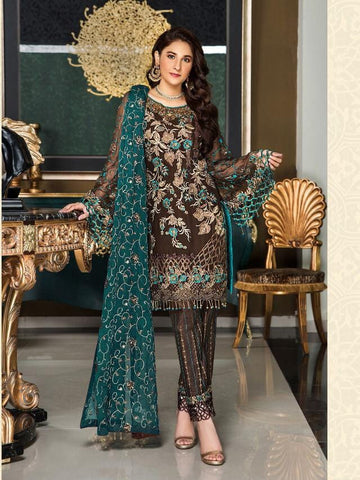 Maryam Gold Rinaz Inspired Design 2201