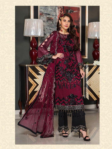 Maryam Gold Rinaz Inspired Design 2203