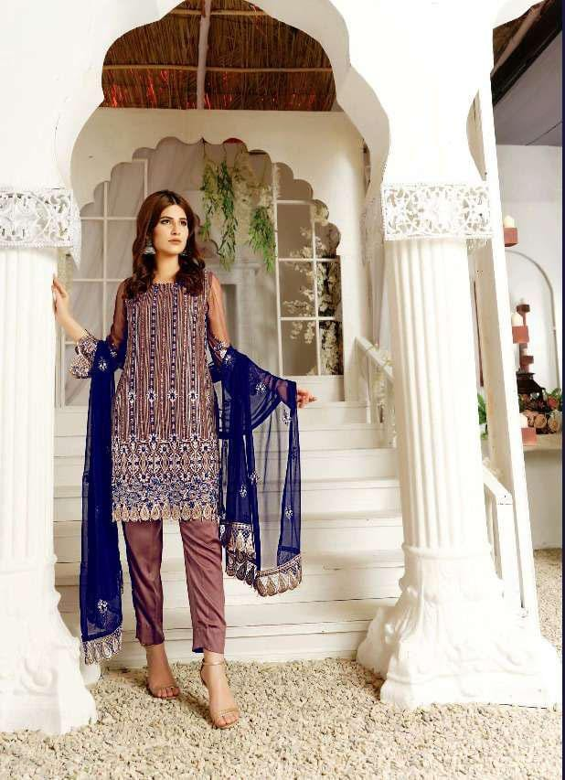 Signature Rinaz Inspired Design 2302 - Asian Suits Online