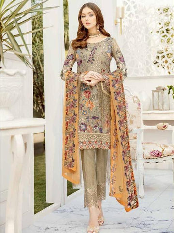 Rangoon Rinaz Inspired Design 2502