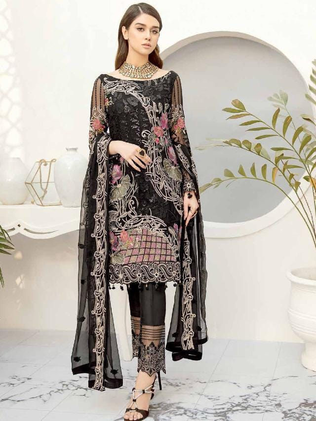 Rangoon Rinaz Inspired Design 2503 - Asian Suits Online