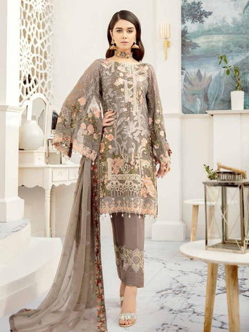 Rangoon Rinaz Inspired Design 2504