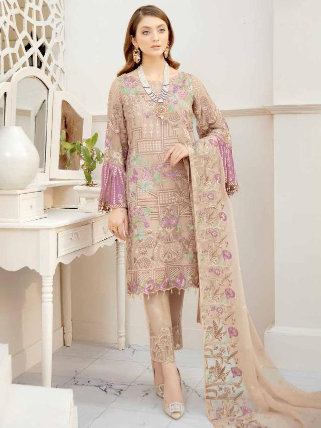 Rangoon Rinaz Inspired Design 2507 - Asian Suits Online