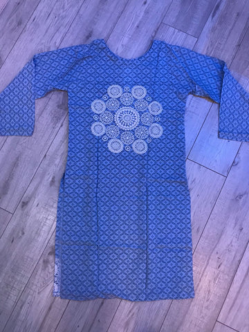 Ready Made Lawn Kurta Design KL102