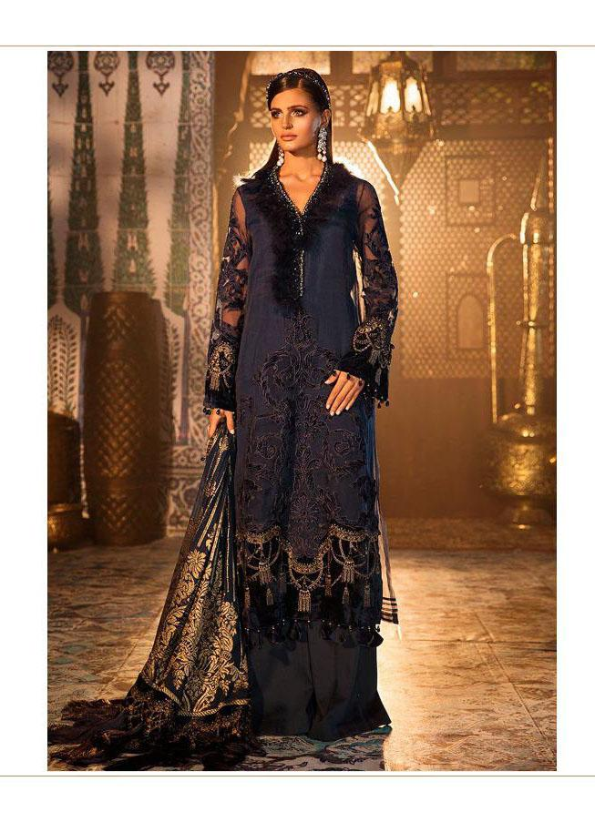 Maria B Wedding Inspired Design 373 - Asian Suits Online