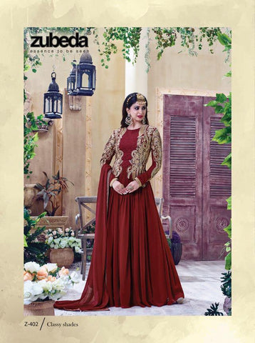 Zubeda Posh 2 Design 402