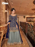 Violet Wedding Design 6311 - Asian Suits Online