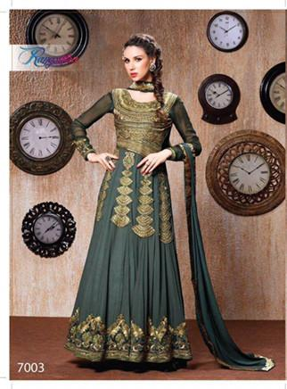 Rang Sutra Glamour Design 7003