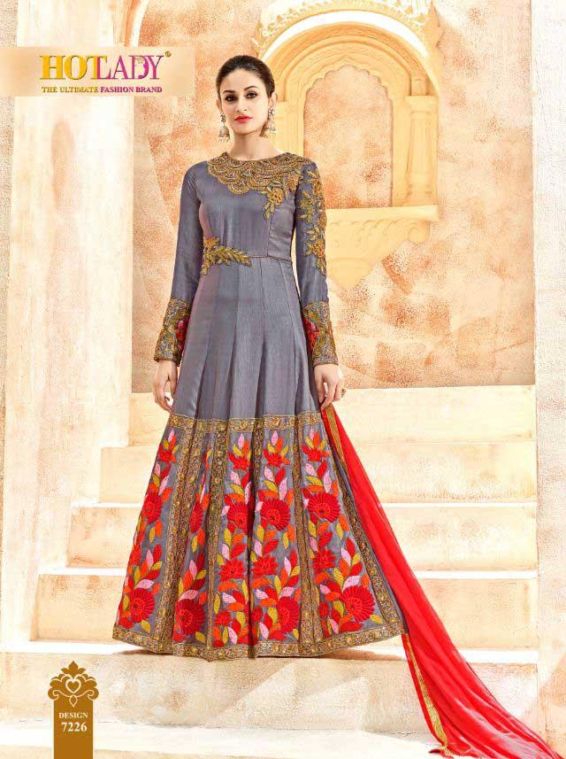 Hot Lady Design 7226 - Asian Suits Online