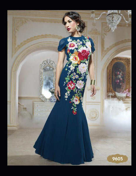 Forever EID Gown Design 9605
