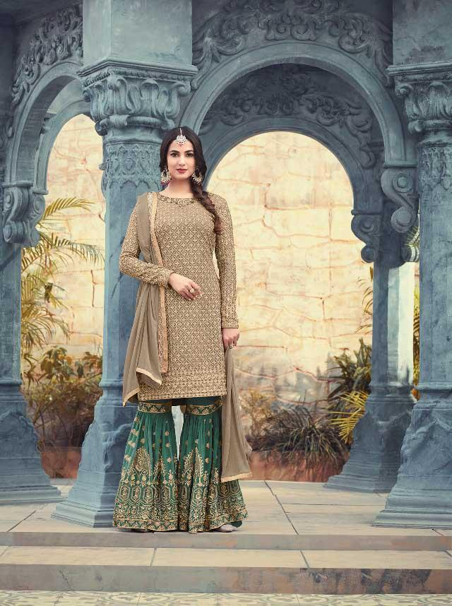 Maisha Design 5501E - Asian Suits Online