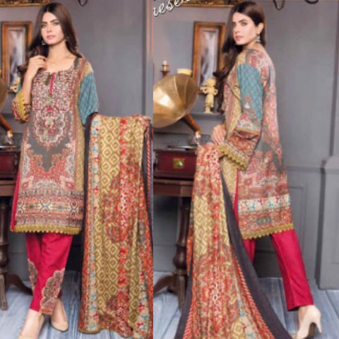 Winter Dhanak Design RDS101