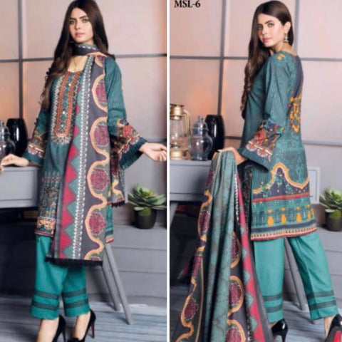 Winter Dhanak Design RDS106