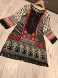 Winter Kurta Design WK16