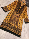 Winter Kurta Design WK20
