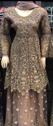 EID Skirt Design ES209B - Asian Suits Online