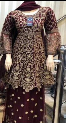 EID Skirt Design ES209D - Asian Suits Online