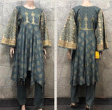 EID Viscous Block Design EV221C - Asian Suits Online