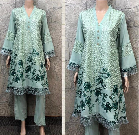 EID Viscous Embroidery Design EV223B