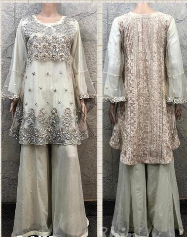 EID Sharara Embroidery Design ES230B