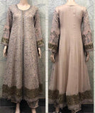 EID Maxi Embroidery Design EM237 - Asian Suits Online