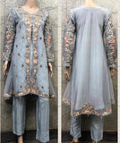 EID Inspired Embroidery Design EM240 - Asian Suits Online