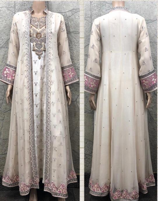 EID Baroque Chiffon Design EM246 - Asian Suits Online