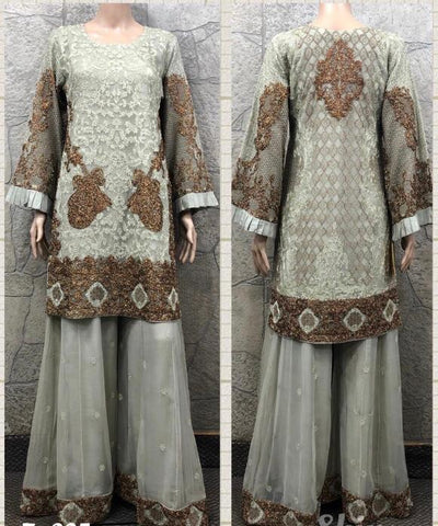 EID Sharara Embroidery Design EM251