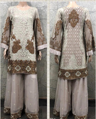 EID Sharara Embroidery Design EM250