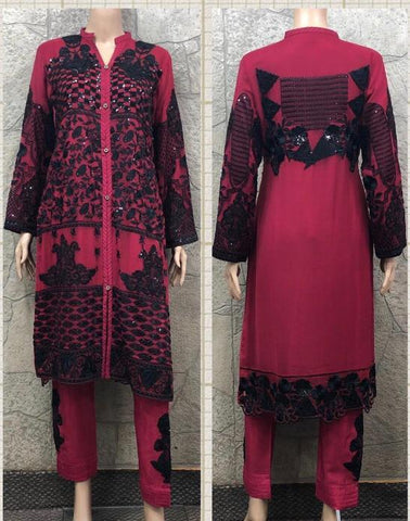 EID Inspired Embroidery work Design EM268