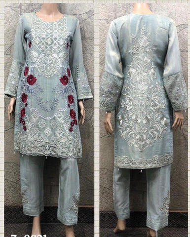 EID Inspired Embroidery work Design EM269