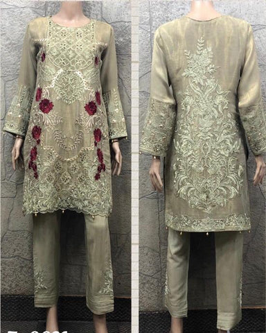 EID Inspired Embroidery work Design EM270