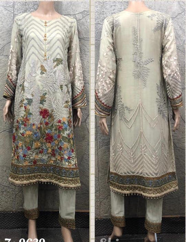 EID Inspired Embroidery work Design EM271