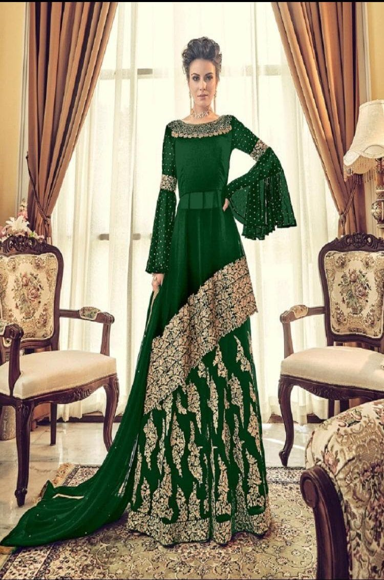 Aaira Design 7019B - Asian Suits Online