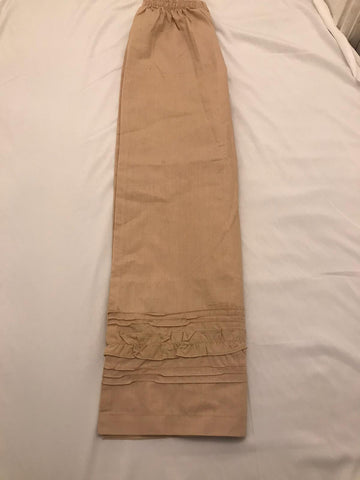 Cotton Tie up Trouser Design CT305