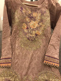 EID Linen Kameez Design RME330 - Asian Suits Online