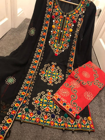 EID Cotton Kameez Design RMK1301
