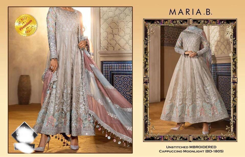 Maria B Master Inspired Design 403 - Asian Suits Online