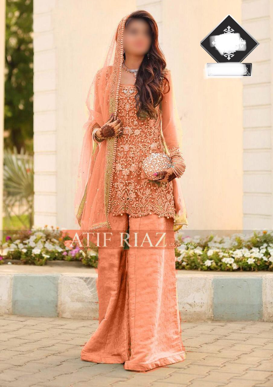 Atif Riaz Master Inspired Design 415 - Asian Suits Online