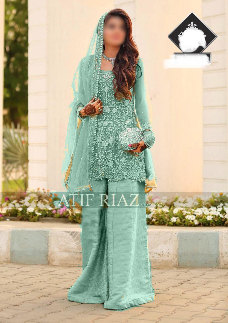 Atif Riaz Master Inspired Design 416 - Asian Suits Online