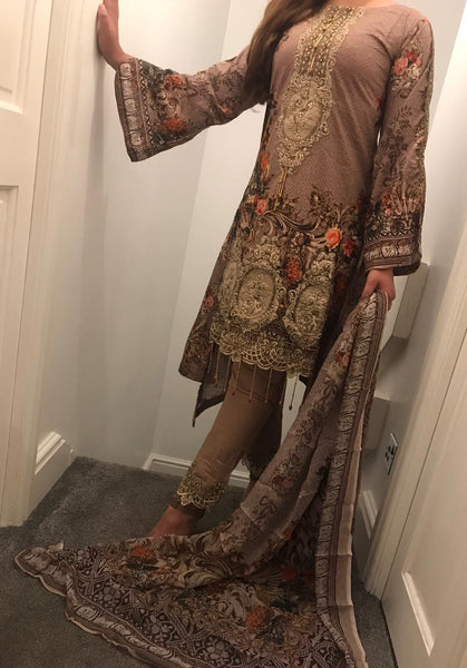 Maryam Ayesha Digital EID Lawn Design RMA1005
