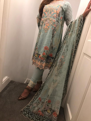 Maryam Ayesha Digital EID Lawn Design RMA1007