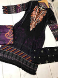 Winter Marina Kameez Design RWM6056