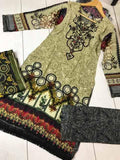 Winter Marina Kameez Design RWM6059