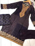 Winter Marina Kameez Design RWM6060